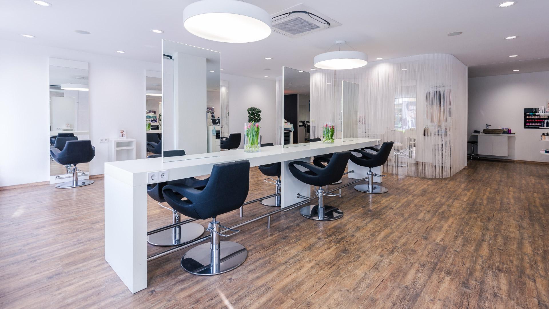 PJs Hair & Style - Website - Bilder - Salon 1