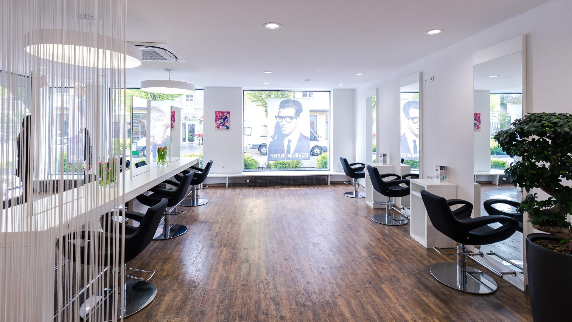 PJs Hair & Style - Website - Bilder - Salon 3