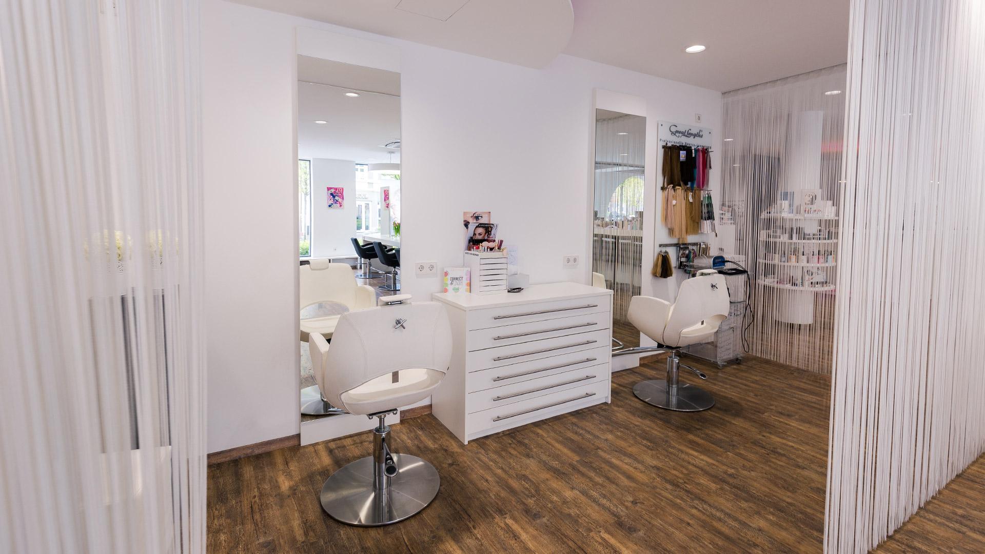 PJs Hair & Style - Website - Bilder - Salon 4
